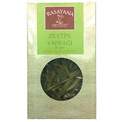 Rasayana Organik Zeytin Yaprağı Bitki Çayı 30gr