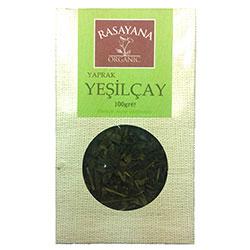 Rasayana Organik Yeşil Çay 100gr