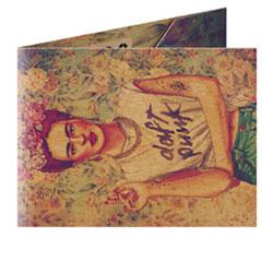 Refogrami Kraft Origami Cüzdan (Frida Kahlo)