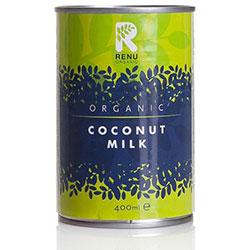 Renu Organik Hindistan Cevizi Sütü 400ml