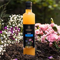 Eğriçayır Organic Honey Vinegar 500ml