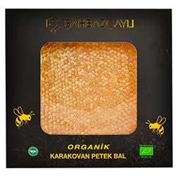 Şahbaz Çaylı Organik Karakovan Petek Balı (KG)