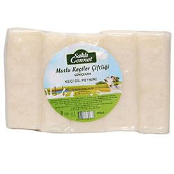 Saklı Cennet Organik Dil Peyniri (Keçi-İnek) 400gr