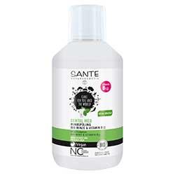SANTE Medikal Ağız Çalkalama Suyu Organik Nane & B12 Vitaminli 300ml