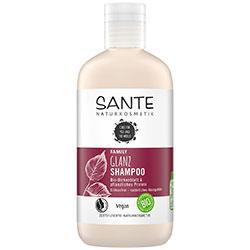 SANTE Organik Parlaklık Verici Şampuan  Huş Ağacı & Bitkisel Protein  250ml