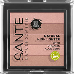 SANTE Organic Natural Highlighter  01 Nude
