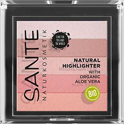 SANTE Organik Doğal Aydınlatıcı  02 Gül Rengi  Rose