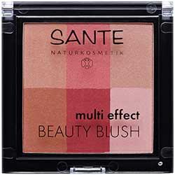 SANTE Organik Çoklu Etkili Allık (02 Yabanmersini, Cranberry)