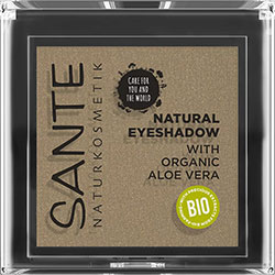 SANTE Organik Doğal Göz Farı  04 Boz Kahverengi  Tawny Taupe