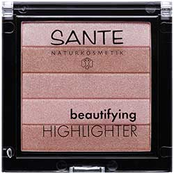 SANTE Organic Beautifying Highlighter  01 Nude
