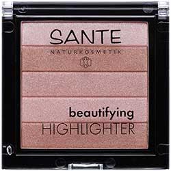 SANTE Organik Güzelleştiren Aydınlatıcı (01 Ten Rengi, Nude)
