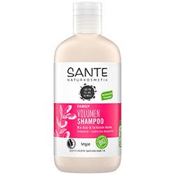 Sante Organic Volume Shampoo  Goji & Neutral Henna  250ml