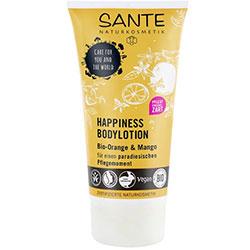 Sante Organic Happiness Body Lotion  Orange & Mango  50ml