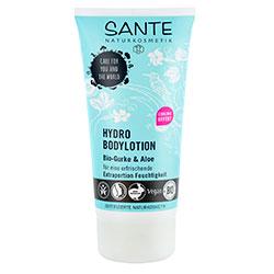 Sante Organik Hydro Vücut Losyonu (Salatalık & Aloe Vera) 150ml