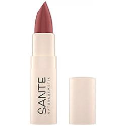 SANTE Organic Moisture Lipstick  02 Sheer Primrose