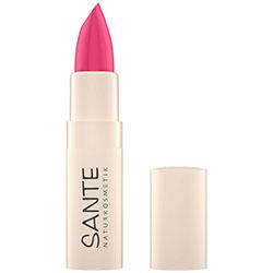 SANTE Organic Moisture Lipstick  04 Confident Pink