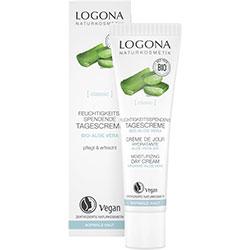 Logona Organic Moisturizing Day Cream  Aloe Vera  30ml