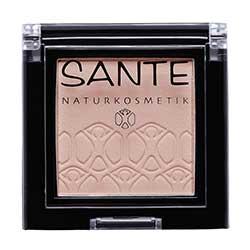 SANTE Organik Organik Tekli Göz Farı (01 Ten Rengi)