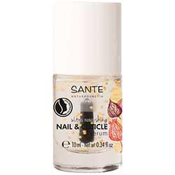 SANTE Organik Ultra Besleyici Tırnak ve Kütikül Serumu  Altıncık Çileği & Karambola Özlü  10ml