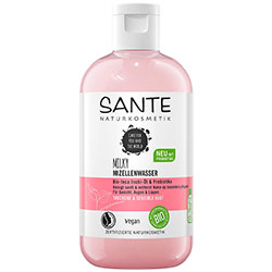 Sante Organic Milky Micellar Water  Inca Inchi-Oil & Probiotics  200ml