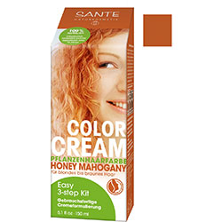 SANTE Organik Bitkisel Krem Saç Boyası (Kızıl Bal) 150gr