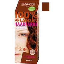 SANTE Organik Bitkisel Toz Saç Boyası (Bronz) 100gr