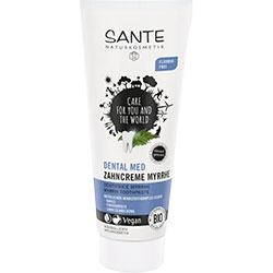 SANTE Organik Diş Macunu (Hint Naneli Florürsüz) 75ml