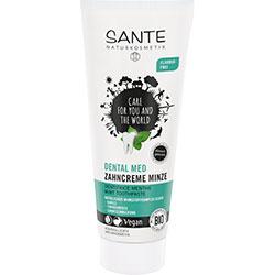 SANTE Organik Diş Macunu (Nane Özlü Florürsüz) 75ml