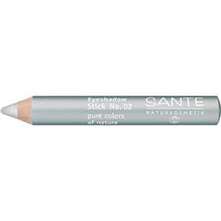 SANTE Organik Far Göz Kalemi (02 Gümüş)