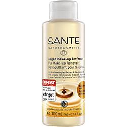 SANTE Organik Nar ve Badem Özlü Göz Makyaj Temizleme Yağı 100ml