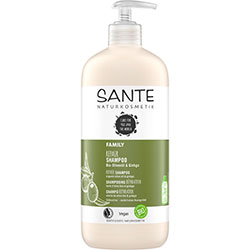 SANTE Organic Repair Shampoo  Olive Oil & Ginkgo  500ml