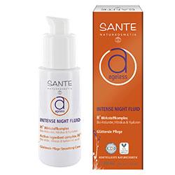 SANTE Organik Ageless Yoğun Gece Fluidi 30ml
