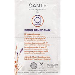 SANTE Organik Ageless Yoğun Gerginleştirici Maske 2x7,5ml