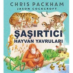 Şaşırtıcı Hayvan Yavruları (Chris Packham, İş Bankası Kültür)