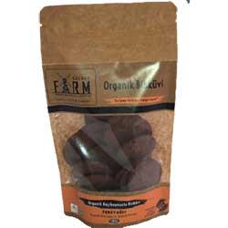Secret Farm Organik Tereyağlı Keçiboynuzlu Bisküvi 100gr