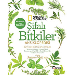 Şifalı Bitkiler Ansiklopedisi (National Geographic, R. L. Johnson, S. Foster, T. Low Dog, D. Kiefer)