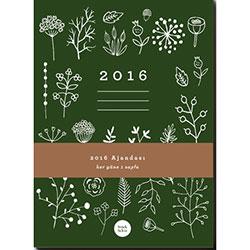 Sinek Sekiz Yayınevi 2016 Ajandası