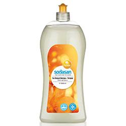 SODASAN Organik Elde Bulaşık Yıkama Sıvısı (Portakallı Balsam) 1L