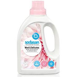 SODASAN Organik Çamaşır Yıkama Sıvısı (Yün ve İpek Çamaşırlar) 750ml