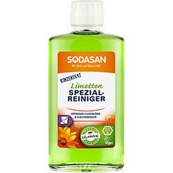 SODASAN Organik Güçlü Leke Çıkarıcı (Limonlu) 250ml