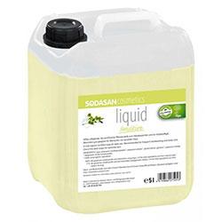 SODASAN Organik Sıvı Sabun (Hassas Ciltler için Zeytinyağlı) 5L