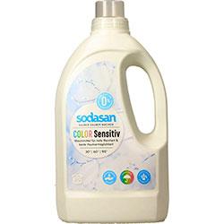 SODASAN Organik Çamaşır Yıkama Sıvısı (COLOR Sensitive) 1,5L