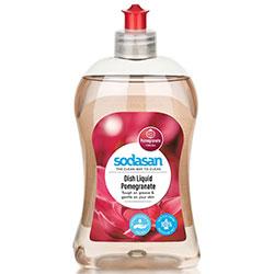 SODASAN Organic Washing-up Liquid  Pomegranate  500ml
