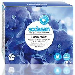 SODASAN Organic Laundry Powder Detergent 1 2Kg