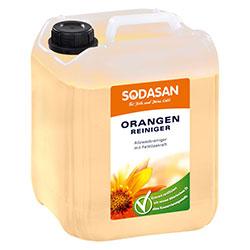 SODASAN Organik Genel Temizlik Sıvısı (Portakallı) 5L