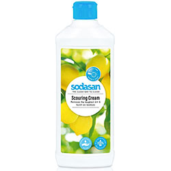 SODASAN Organik Krem Ovalama Sütü 500ml