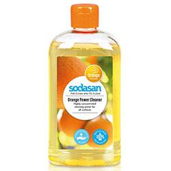 SODASAN Organik Genel Temizlik Sıvısı (Portakallı) 500ml
