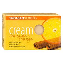 SODASAN Organik Sabun (Tarçın & Portakal) 100gr
