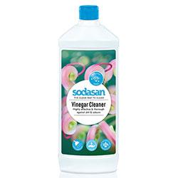 SODASAN Organik Sirkeli Genel  Banyo & Mutfak  Temizleyici  Sirke bazlı  1L