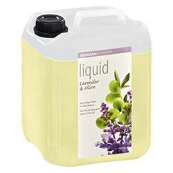 SODASAN Organik Sıvı Sabun (Lavanta-Zeytin Özlü) 5L